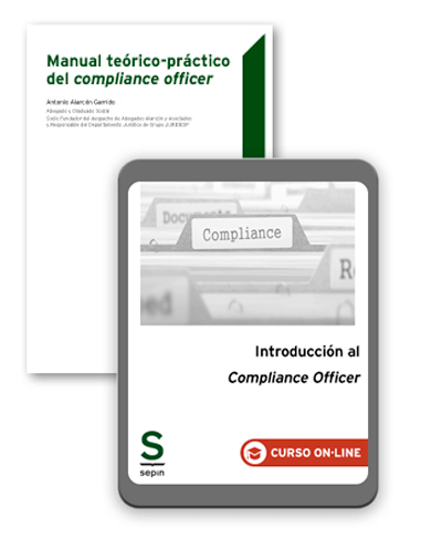 "Manual + Curso on·line ""Compliance Officer"""