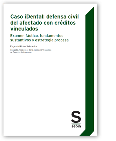 Caso iDental: defensa civil del afectado con créditos vinculados