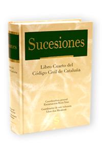 Tienda Sepín : Sucesiones. Libro Cuarto del Código Civil de Cataluña ...